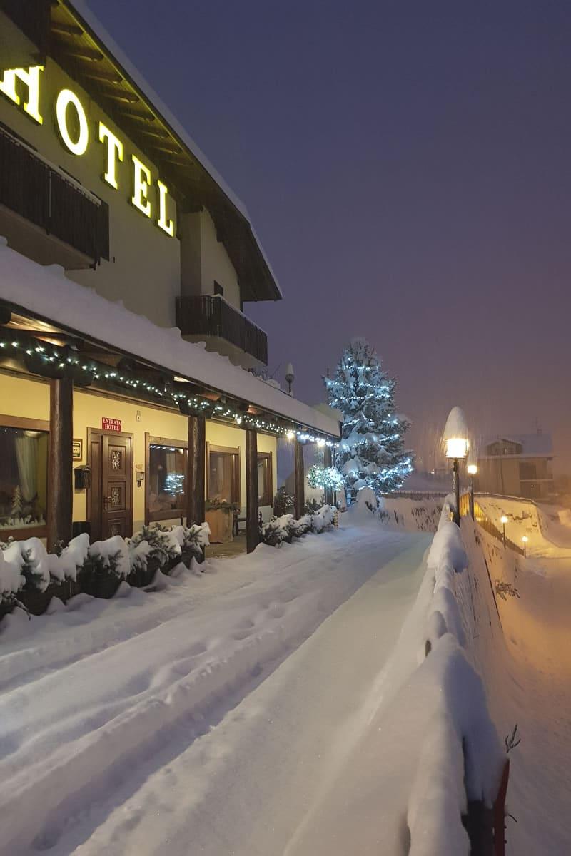 Hotel Rendez-Vous - Esterni